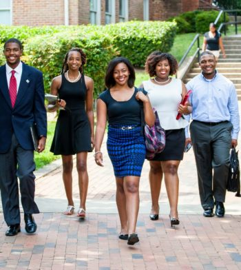 Students Business Attire