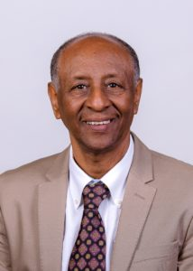 Moges Abebe, Ph.D.