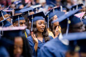 SAU graduate 2017