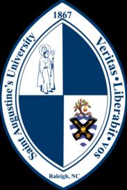 Saint Augustine's University seal