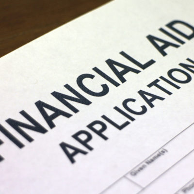 Financial Aid Application