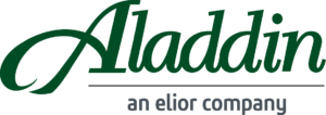 Aladdin Food Management logo