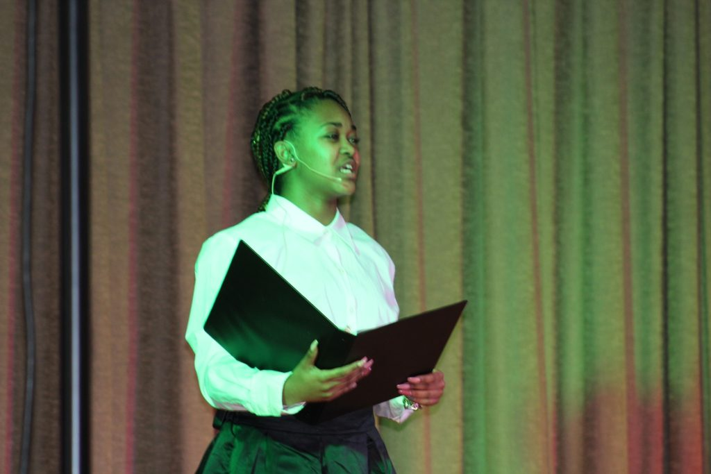 Black History Performance of Anna Julia Cooper