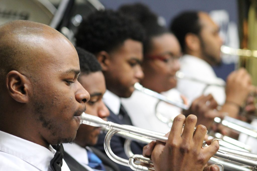 Chamber Winds at Founders' Convocation