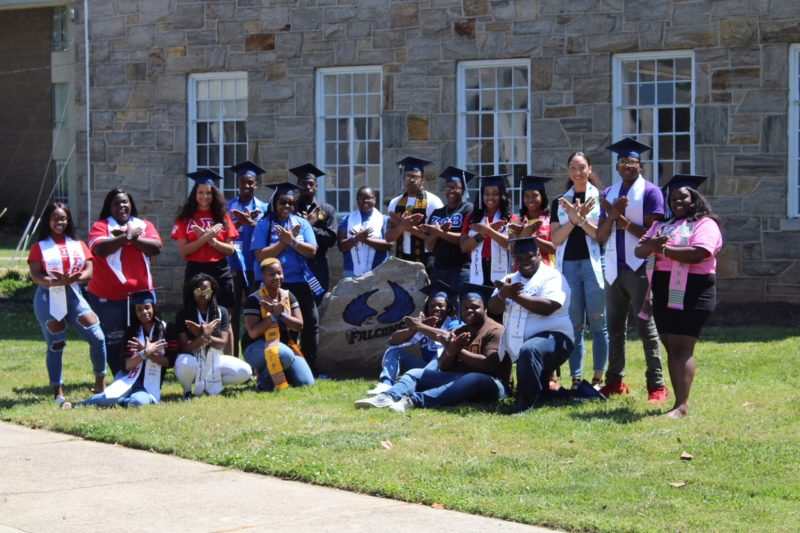 Divine Nine Graduates