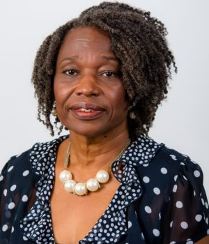Dr. Pauline Goza