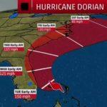 Hurricane Dorian Tracker