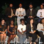 Student Interns Receive Falcon Star Awards during Showcase Symposium