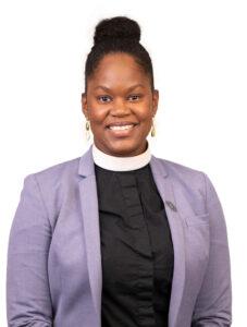 The Rev. Hershey Mallette Stephens
