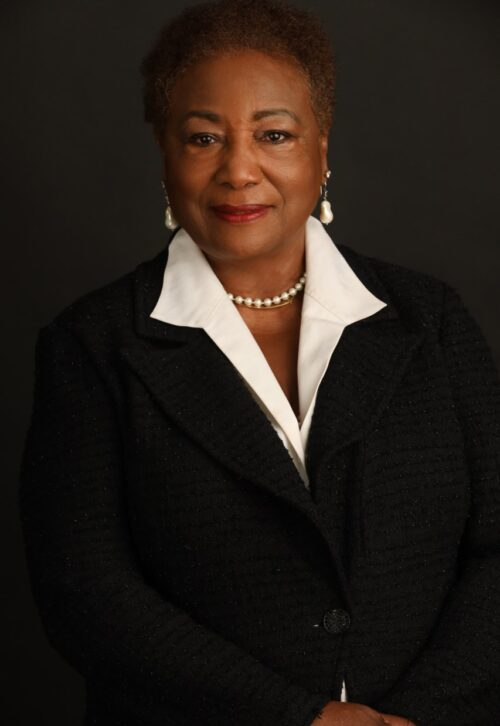 Dr. Christine McPhail