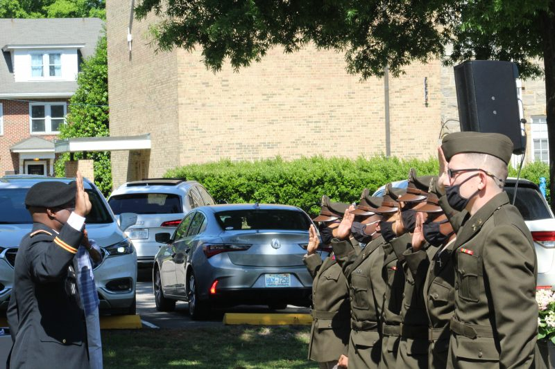 ROTC Commissioning Ceremony 2021